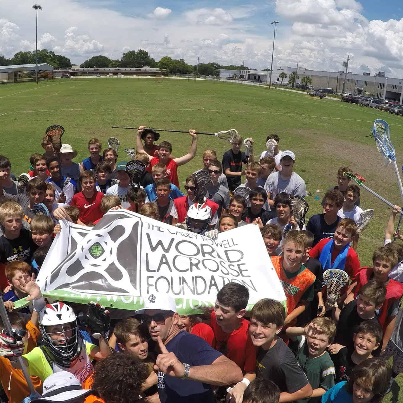 World Lacrosse Foundation Ambassadors