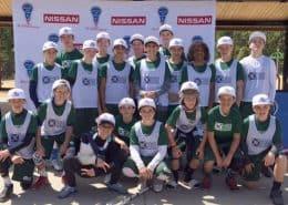 Casey Powell's World Lacrosse Foundation U13 team
