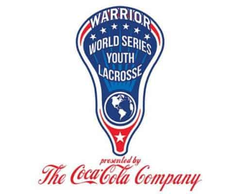 Logo for Warrior World Series of Youth Lacrosse