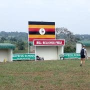 Bill Belichick field in Uganda